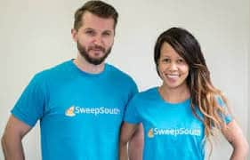 SweepSouth founders