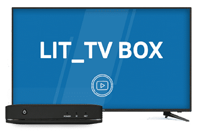 Telkom Lit TV Box