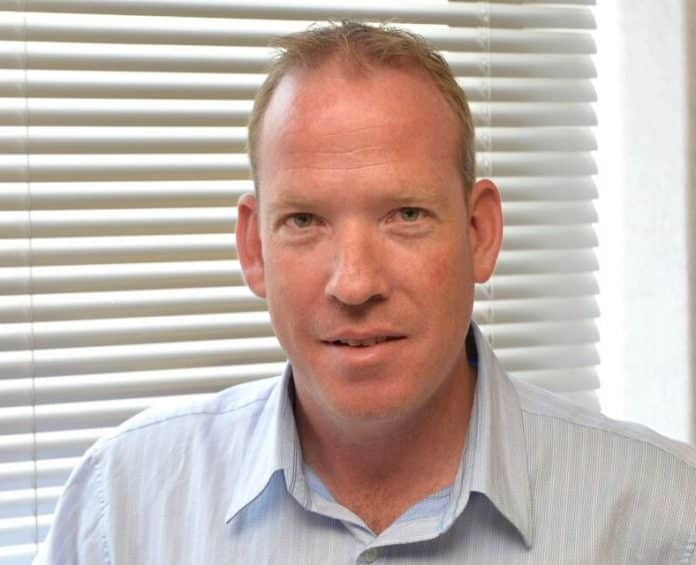 Richard Vester, Executive Director, Cloud and International at IOCO