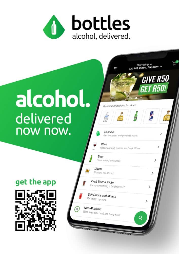 Pick n Pay Buys Online On-Demand Grocery Disrupter Bottles