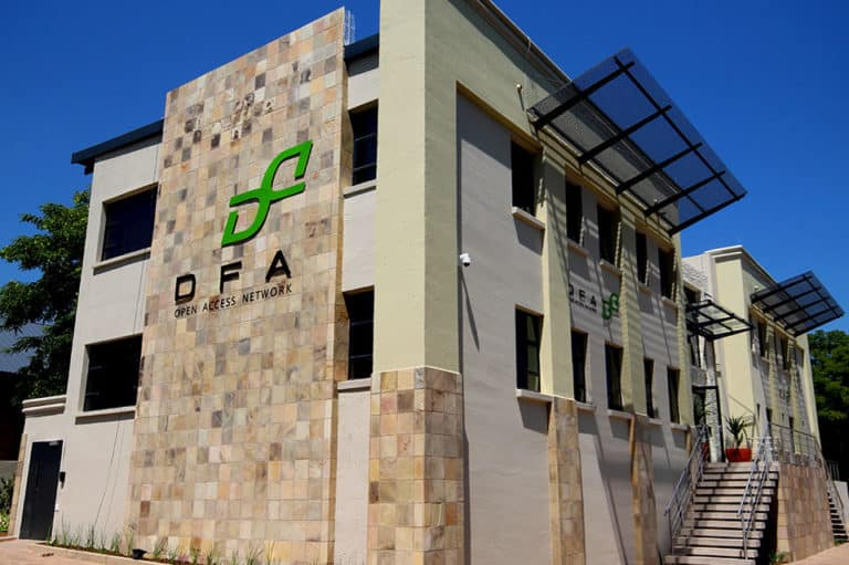 DFA Managed Service Achieves Global Certification