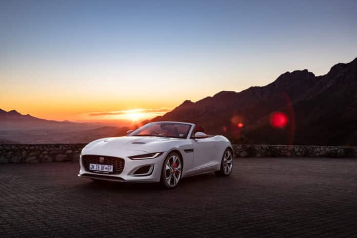 F-TYPE Convertible P380 First Edition 1