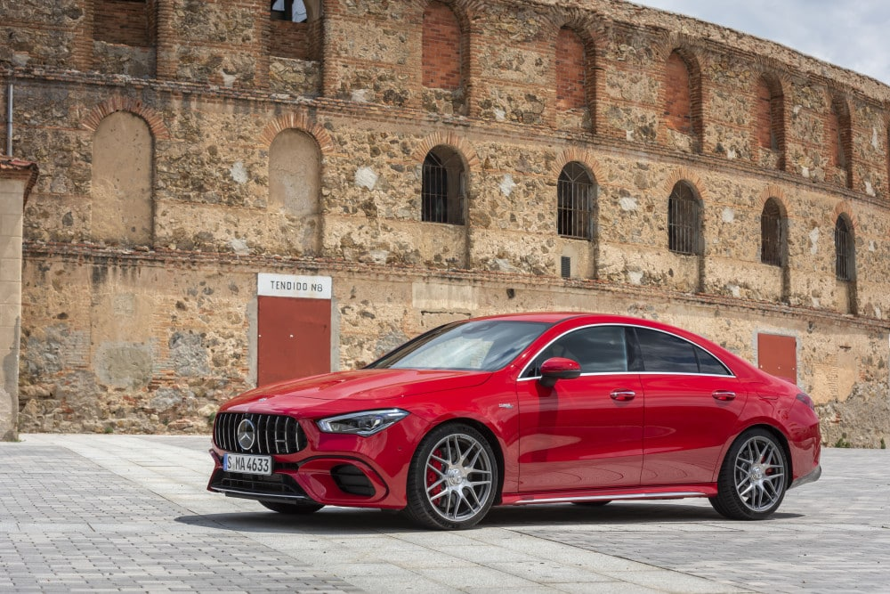 Mercedes-AMG CLA 45 S 4MATIC+;
