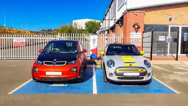 GridCars now official Charge Point Operator to BMW Group South Africa