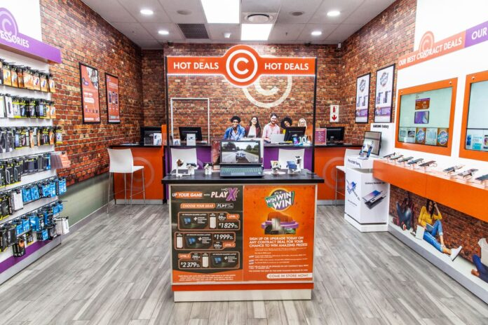 Cell C store