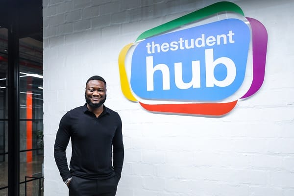 Hertzy Kabeya, Founder and CEO, The Student Hub
