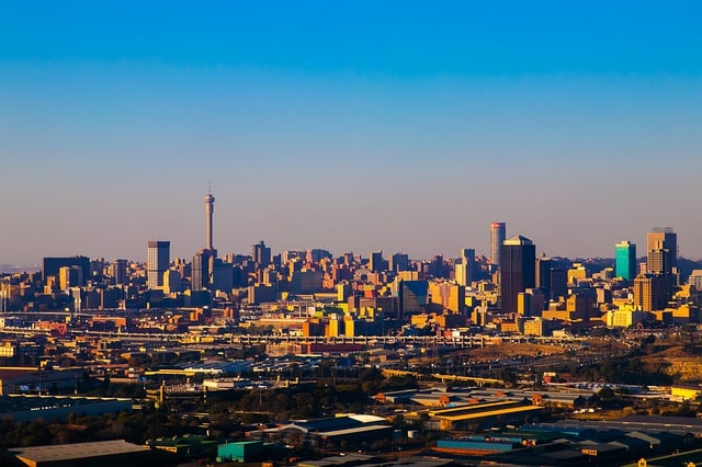 City of Jo'burg
