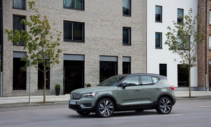 Volvo Cars To Be Fully Electric By 2030 | TechFinancials