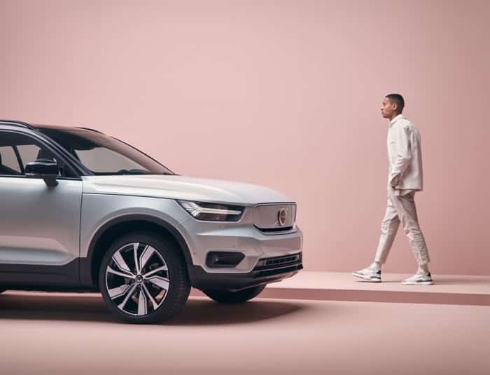 S.African Orders For Volvo XC40 Recharge Pure Electric Will Open In April