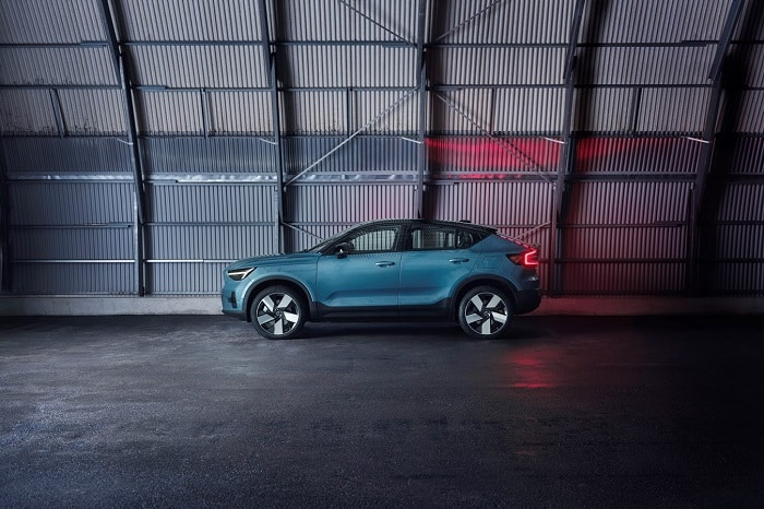 Volvo Cars Launches New, Pure Electric Volvo C40 Recharge | TechFinancials