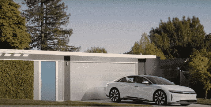Meet Tesla Rival Lucid Motors with Tech Such As Voice Assistant Alexa