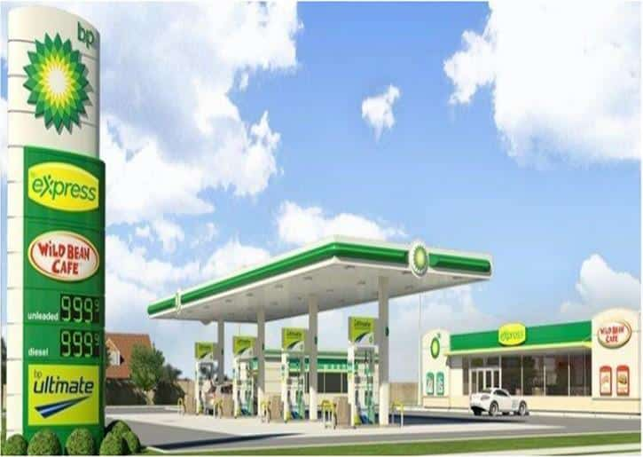 You Can Now Buy Wine At A BP Petrol Stations