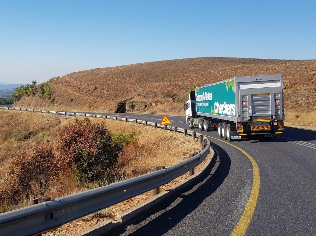 South African trucks